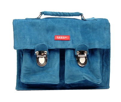 retro boekentas voor kleuters en peuters