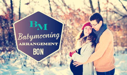 babymooning toekomstige ouders