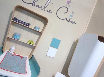 charlie crane levo wipstoeltje