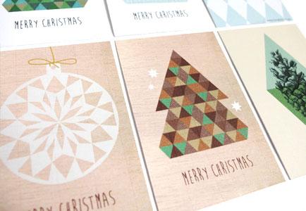 originele kerstcadeau kaartjes