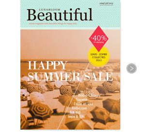 summer sale 2013 - 40%