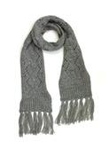 sjaal Teresa - grey │aymara