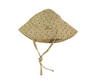 Coquille soul baby hat - honey | Buho
