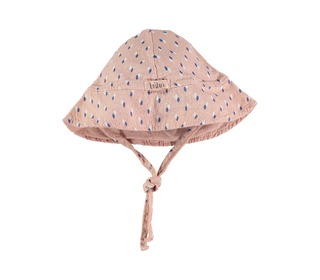Coquille soul baby hat - rose | Buho