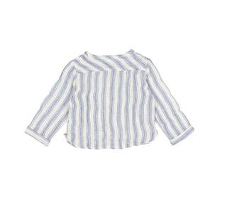 Paul Baby Stripes Shirt - indigo - Búho