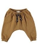 Orlando fleece baby pant Curry