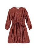 Liv liberty girl dress cinnamon│Buho