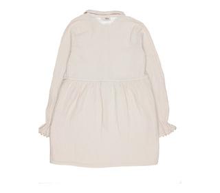 Milena cotton gauze dress Dust rose│Buho