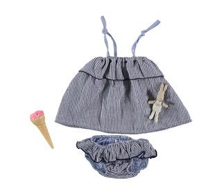 Anita dress - stripes |  Buho