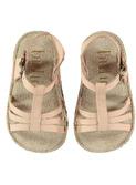 baby sandalen rose | Buho
