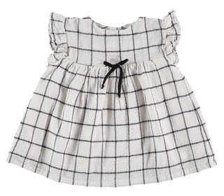 Georgine dress - Ecru    Buho