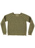 Iker boy pullover olive