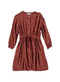 Liv liberty girl dress cinnamon│Buho
