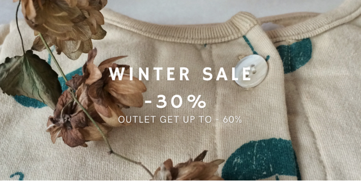 WINTER SALE - 30%