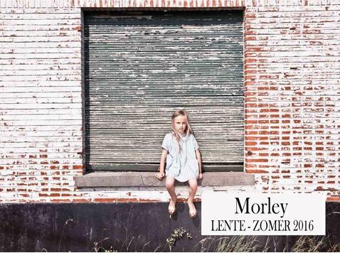 Morley for kids trendy en moderne verfijning.