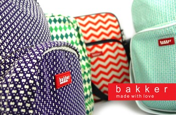 Bakker made with love online bestellen