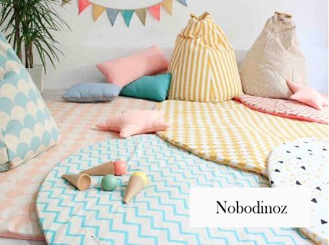Nobodinoz staat voor kwaliteit aan betaalbare prijzen.