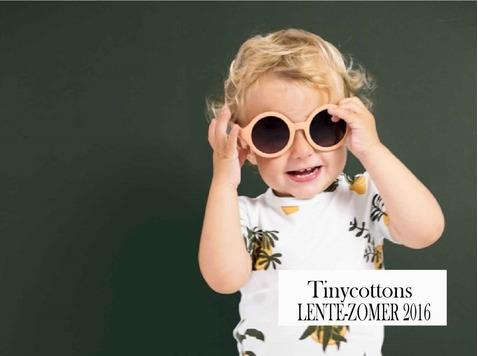Tinycottons, het trendy kindermerk uit het mooie en hippe Barcelona.