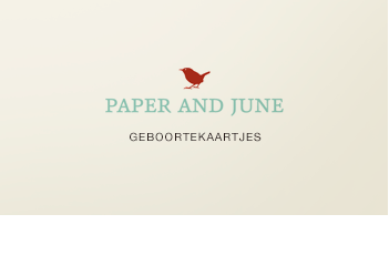 Paper and June