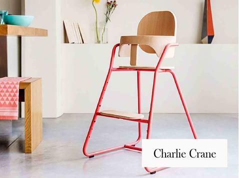 Charlie Crane is een jong design label van kindermeubels.