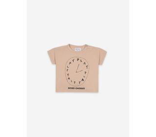 Playtime short sleeve t-shirt - Bobo Choses