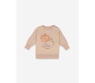 Pet a lion sweatshirt - Bobo Choses