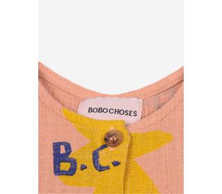 Sparkle all over woven overall - Bobo Choses