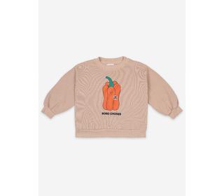 Vote for pepper sweatshirt - Bobo Choses