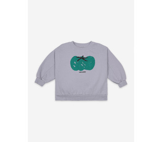 Tomato sweatshirt - Bobo Choses