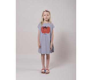 Tomato jersey dress - Bobo Choses