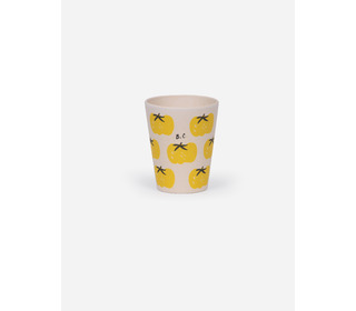 Tomatoes pack of bamboo glasses - Bobo Choses
