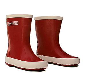 Rainboot Red - Bergstein