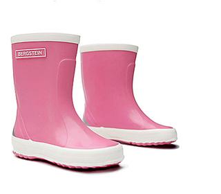 Rainboot Pink - Bergstein
