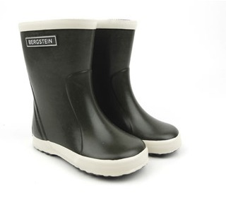 Rainboot Dark Green - Bergstein