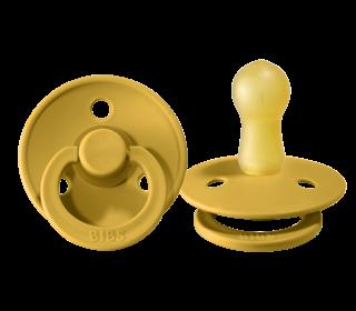 Bibs fopspeen - Mustard - Bibs