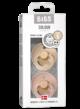 Bibs fopspeen - blister vanilla/blush