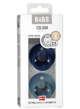 Bibs fopspeen - blister Deep space/Petrol