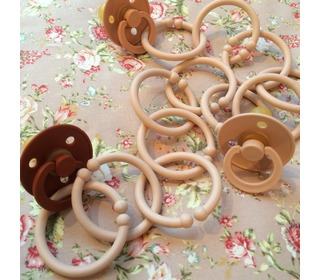 Bibs Loops - Blush - Bibs