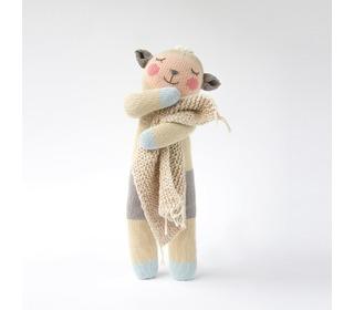 knuffel Wooly the Sheep - Blabla kids