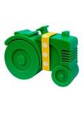 lunchbox tractor groen