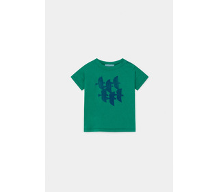 Flying Birds T-Shirt│Bobo Choses