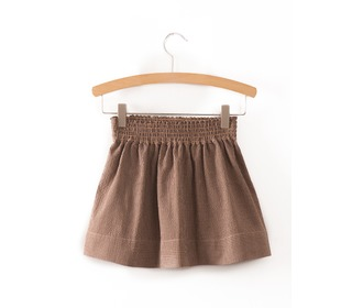 Flared Skirt Vichy | Bobo Choses