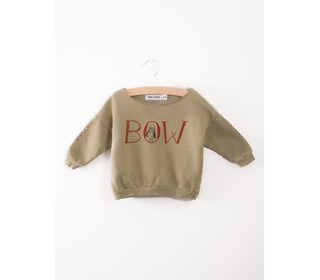 Baby Sweatshirt Bow | Bobo Choses