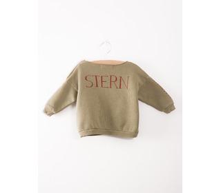 Baby Sweatshirt Bow   Bobo Choses