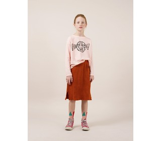 Bitter Sweet round neck t-shirt│Bobo Choses