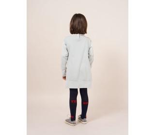 Bird Fleece dress│Bobo Choses