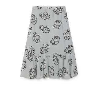 Happy Sad Sevillana skirt│Bobo Choses