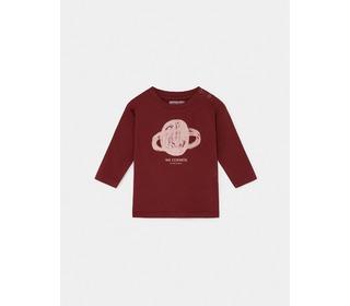 Saturn Long Sleeve T-shirt│Bobo Choses