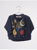 baby sweatshirt Magic powders | Bobo Choses