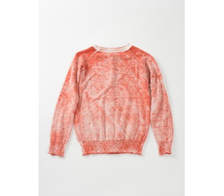 cardigan knitted red | Bobo Choses